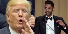 Relacionada trump destroyed correspondents dinnertiempo
