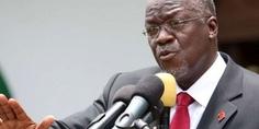 Relacionada tanzania president