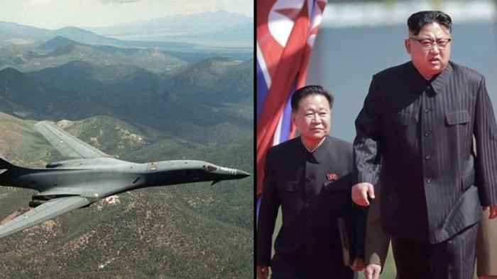 Lanza advertencia a Corea del Norte