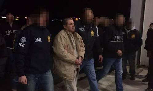 Juicio de 'El Chapo' en Estados Unidos será en abril de 2018