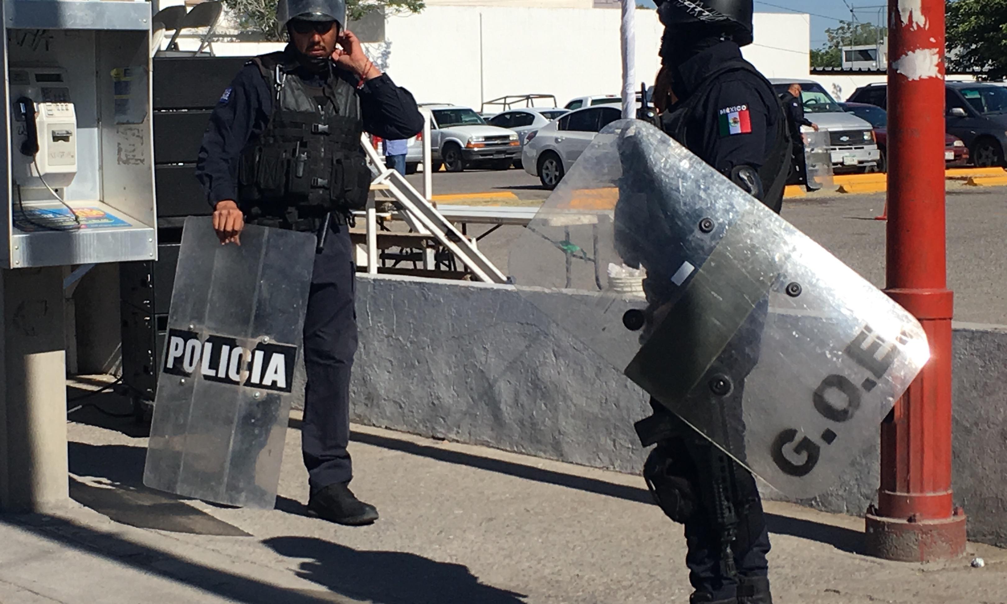 Inicia desfile conmemorativo a la Batalla del 5 de Mayo en Puebla
