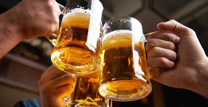 Resultado de imagen de cerveza mejor que paracetamol