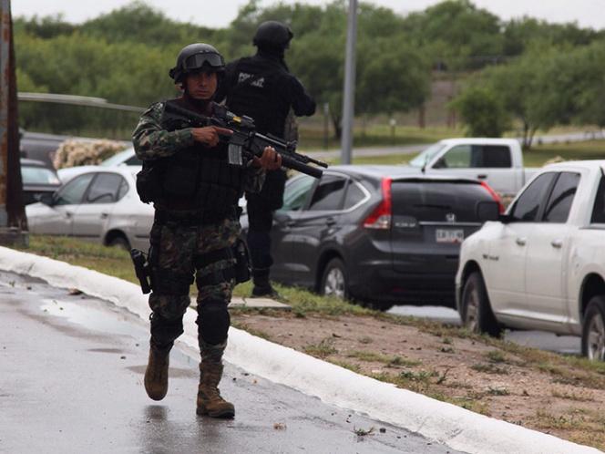 Activan alerta roja en Reynosa por enfrentamiento entre criminales y Ejército