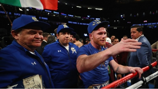 Chávez Jr. no descarta revancha ante 'Canelo'
