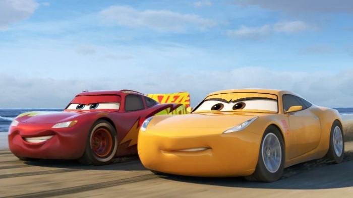 Liberan Nuevo Trailer de ' Cars 3 '