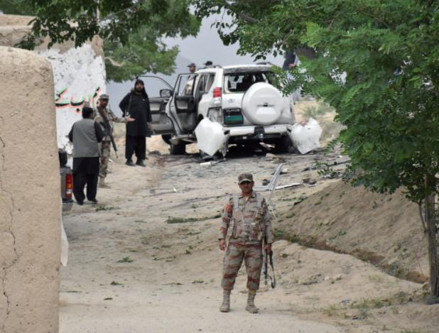 Coche bomba en pakist n le arrebata la vida a 25 personas - Tiempo en pakistan ...
