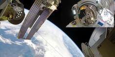 Relacionada estaci n espacial