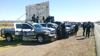 Secuestra grupo armado a comandante en Rubio