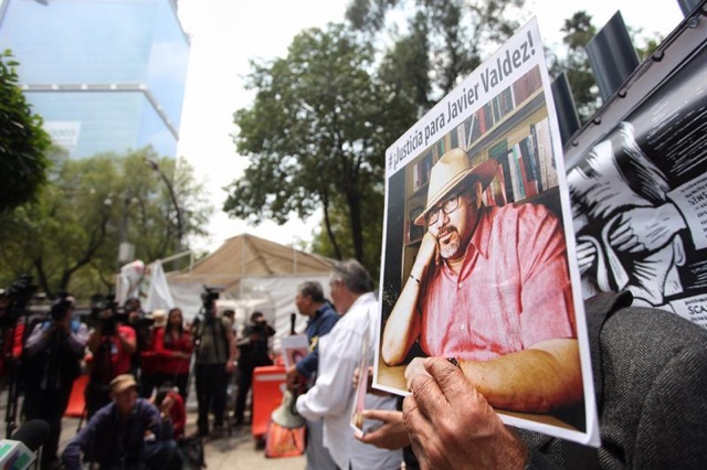 ONU y CIDH condenan asesinato del periodista Javier Valdez