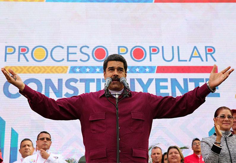 Ayudaremos a resolver crisis humanitaria en Venezuela — Trump