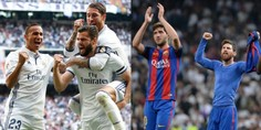 Relacionada fc barcelona y real madrid