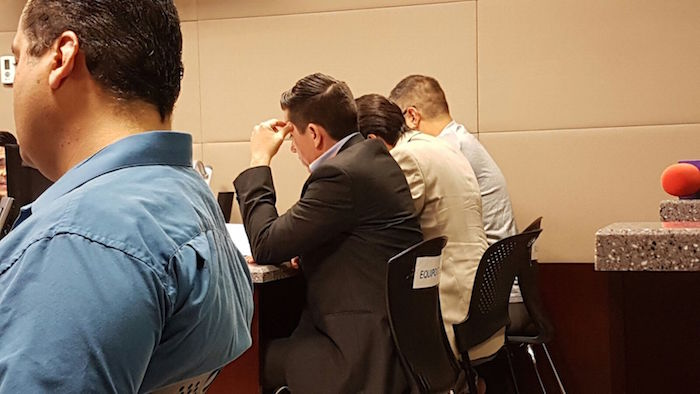 Llevan audiencia de Gerardo Villegas por caso Kepler — Expedientes X