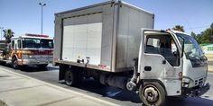 Relacionada camion incendio vialidad sacramento