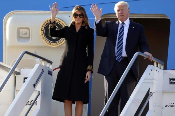 Trump emprende el regreso a Washington tras gira de nueve días