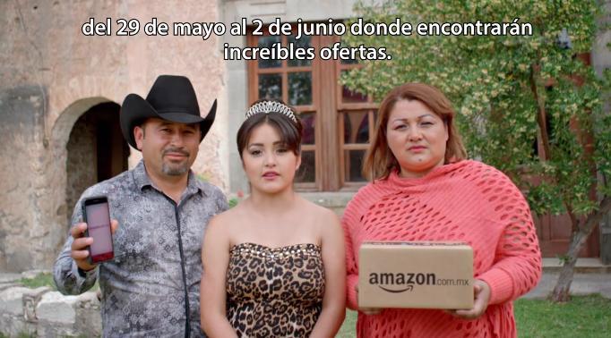 Invitan Rubí y sus papás. a Amazon; también aparece Chumel Torres