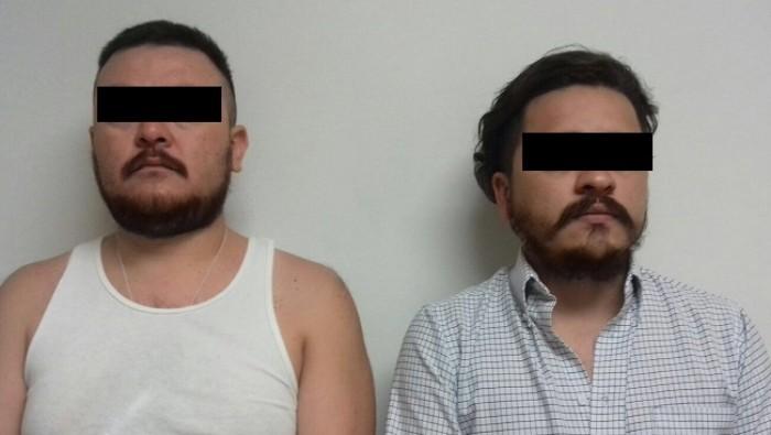 Este es el detenido junto con Omar Díaz