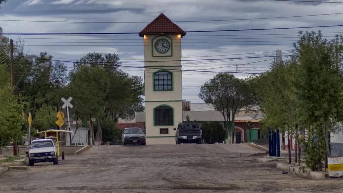 Comando armado ataca Fiscalía de Chihuahua en Villa Ahumada