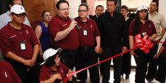 Relacionada inauguraron oficinas de redes sociales de municipio