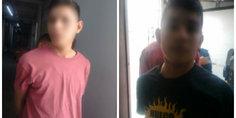 Relacionada polici as municipales detienen a dos adolescentes por robo a comercio