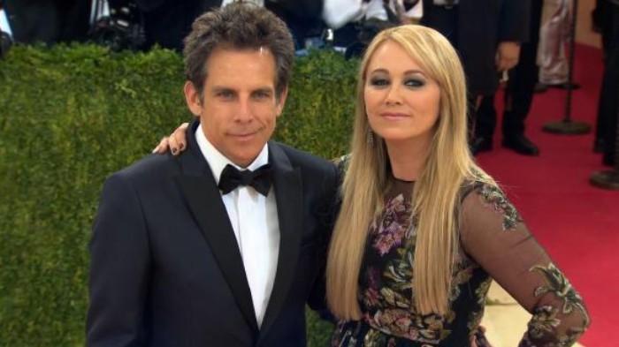 Ben Stiller y Christine Taylor se separan tras 17 años de matrimonio