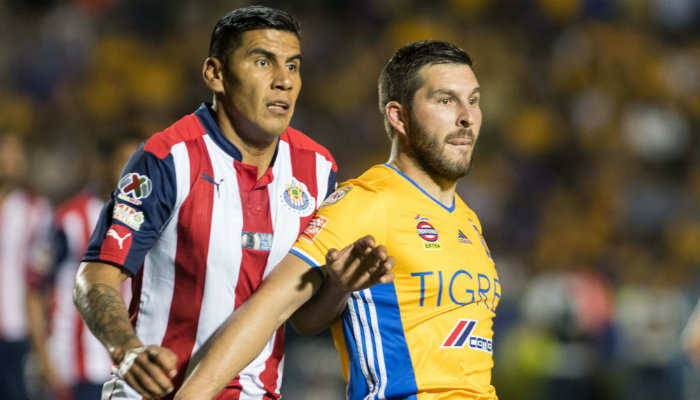 Hoy  gran final chivas vs tigres  do nde la veo