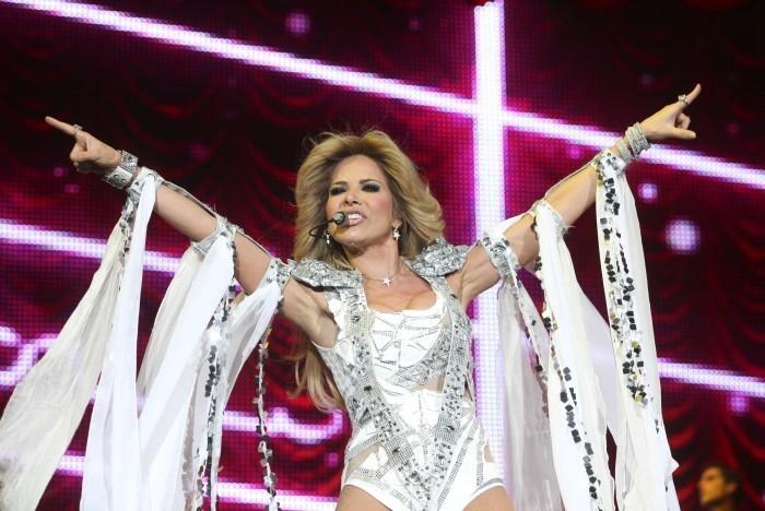 Gloria Trevi furiosa por el plagio de una canción con fines políticos