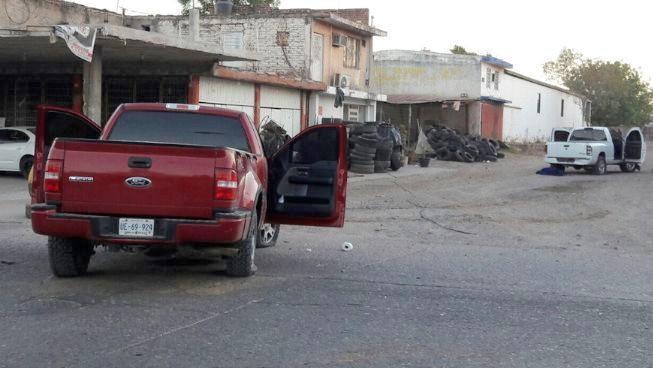 Enfrentamiento deja seis muertos en Sinaloa