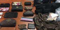 Relacionada bolsas rque robaron a clientes del restaurante mostacho