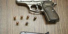 Relacionada agentes municipales detienen dos integrantes de la pandilla  aztecas  con una pistola calibre 380