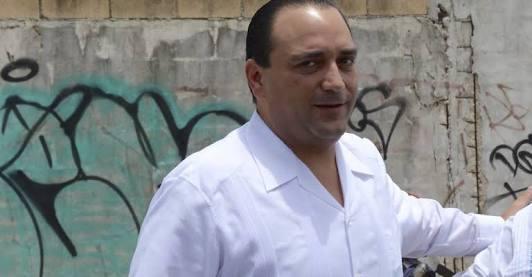 Detiene PGR a Roberto Borge en Panamá