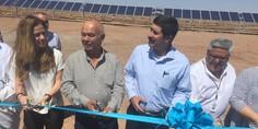 Relacionada parque solar