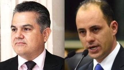 Detienen a 3 operadores de César Duarte