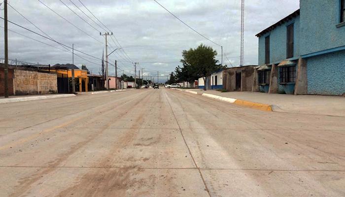 Municipio cobra m s barato el pavimento en la colonia villa ju rez puente libre - Que es pavimento ...