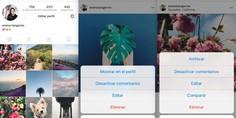 Relacionada instagram actualizacion