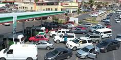 Relacionada gasolinera en juventud