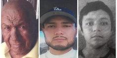 Relacionada piden ayuda para localizar a tres personas desaparecidas