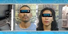 Relacionada armados detenidos