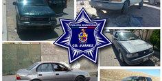 Relacionada publican lista de autos con reporte de robo recuperados