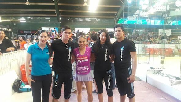 Chihuahua: Paola Longoria, la número 1, perdió ante Samantha Salas
