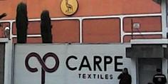 Relacionada textilera carpe