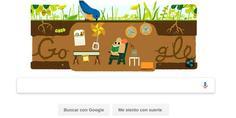 Relacionada doodle verano google