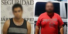 Relacionada arrestaron a dos por circular en autos con placas sobrepuestas