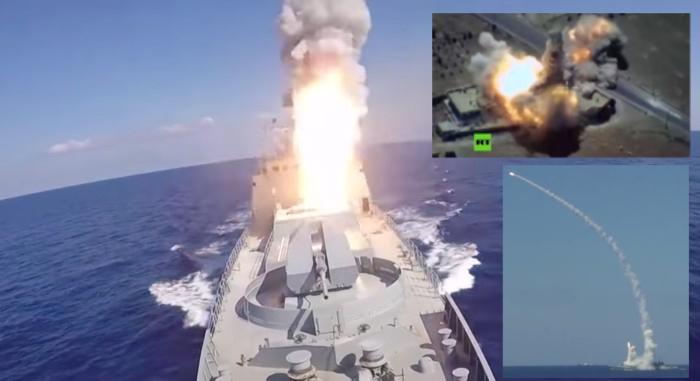 Misiles rusia estado isl mico buques