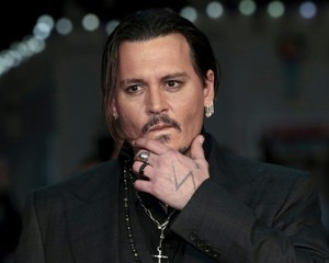 Medium johnny depp