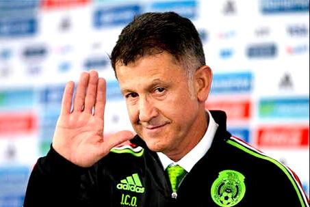 Con fortuna, México vence 2-1 a Rusia y está en semifinales