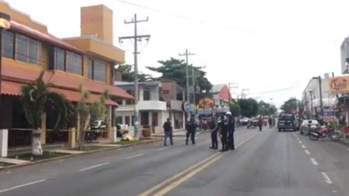 Rinden homenaje a federales abatidos en Veracruz