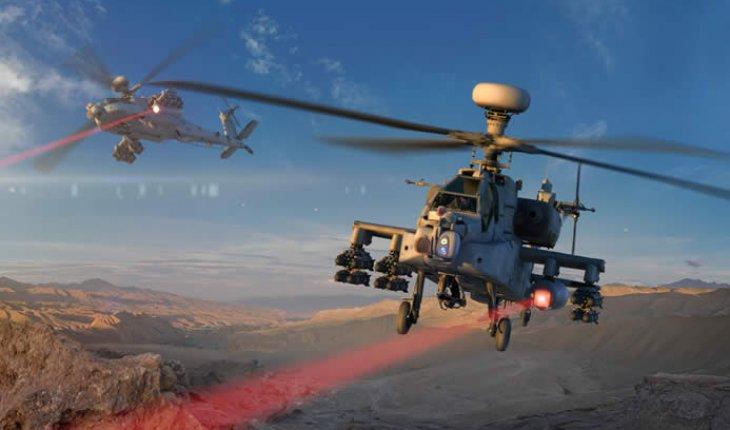 Ejército de EEUU probó su nueva arma: un láser de alta energía
