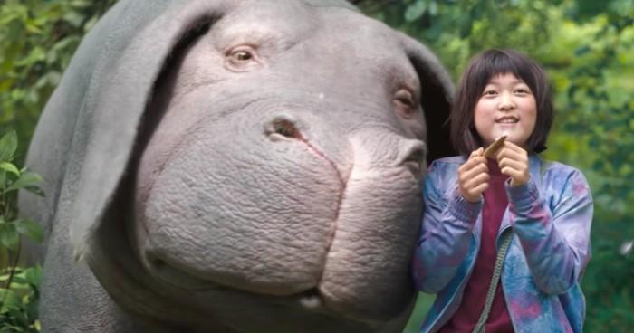 Mira el detrás de cámaras del polémico film de Netflix — Okja