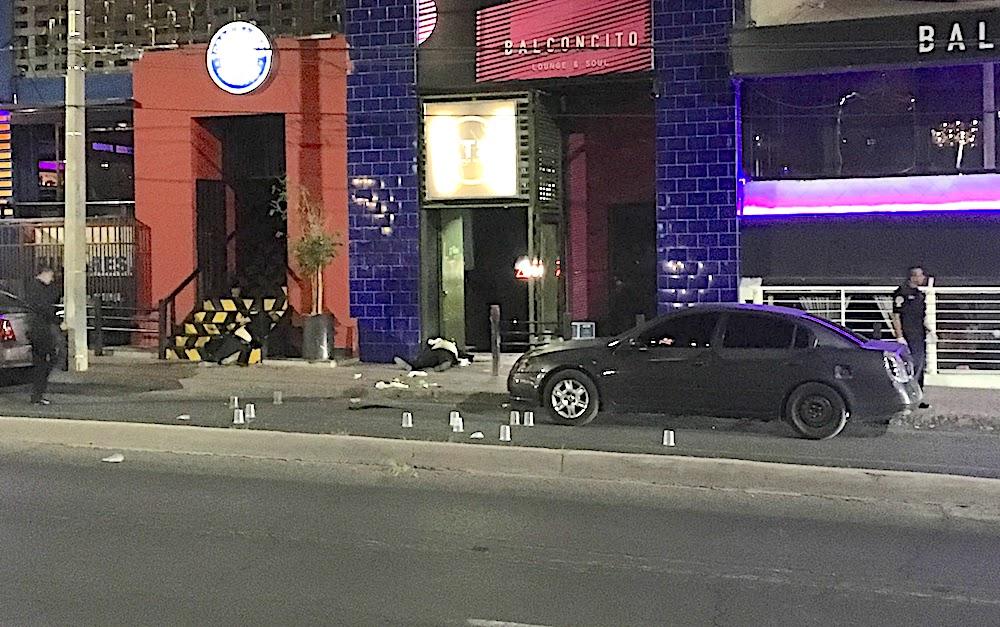 Tres muertos y tres heridos en el bar LTS