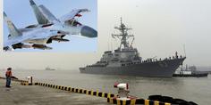 Relacionada china caza buque uss stethem